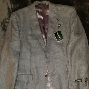 Men's 42 R Ralph Lauren Suit Jacket Never Worn